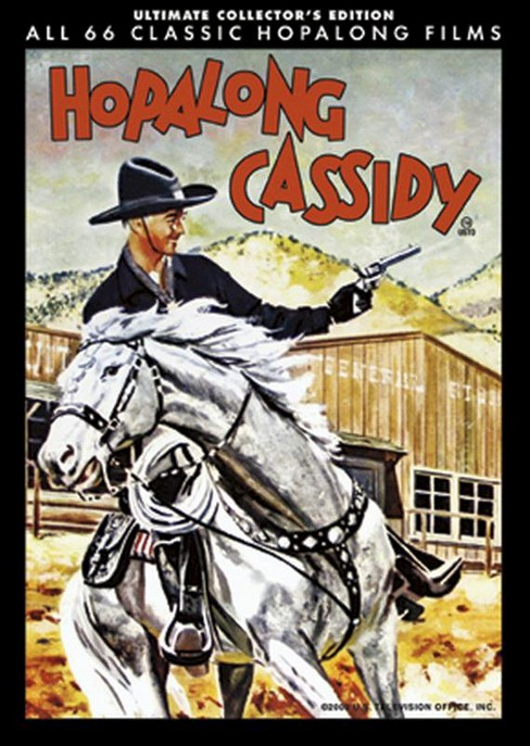 Hopalong cassidy:Ultimate collector's (DVD) - image 1 of 1