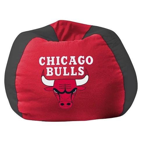 Brand 158 NBA® Bean Bag -Chicago Bulls - image 1 of 1