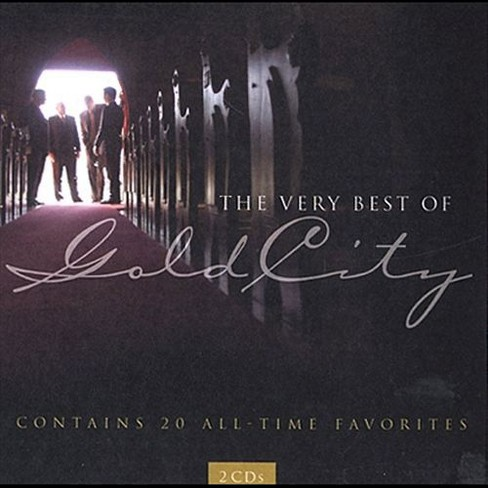 Gold city - Very best of gold city (CD) - image 1 of 1