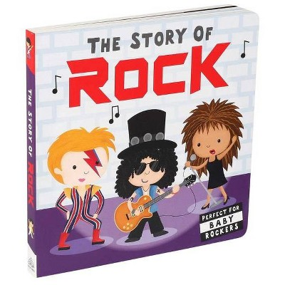 Story of Rock - BRDBK (Story of)by Nicola Edwards (Hardcover)