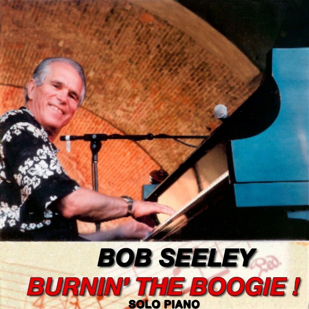 Bob Seeley - Burnin The Boogie (CD)