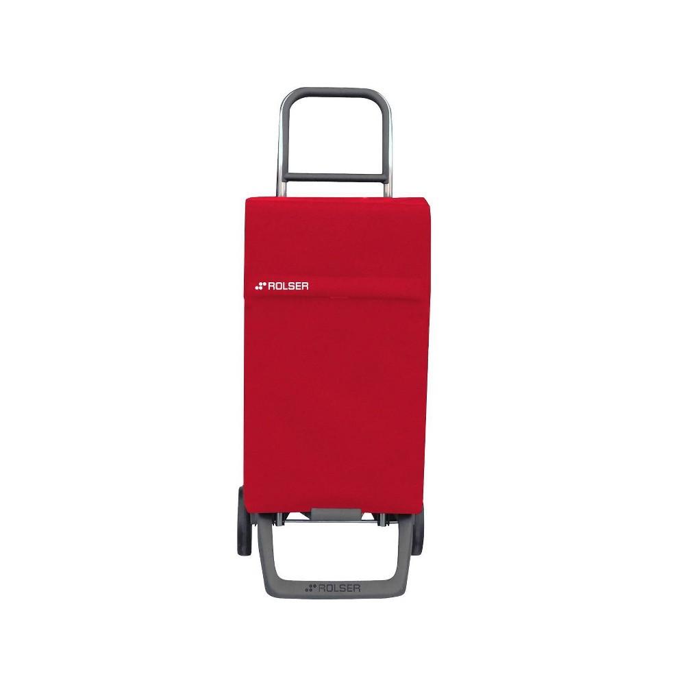 Rolser Neo Ln Joy 2 Wheeled Cart Red