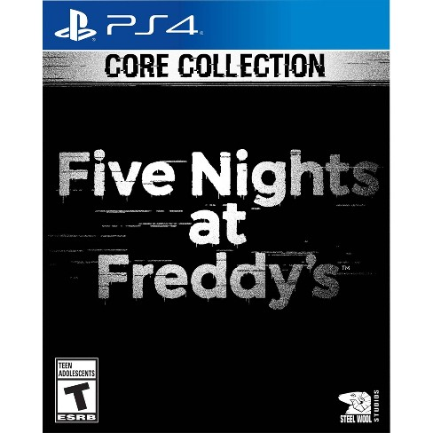 Five Nights at Freddy's: Core Collection - PlayStation 4 - image 1 of 4