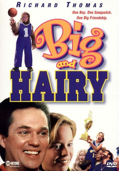 Big and hairy (DVD) - image 1 of 1