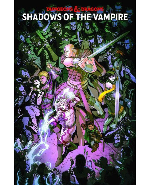 Dungeons & Dragons : Shadows of the Vampire (Paperback) (Jim Zub) - image 1 of 1