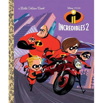 INCREDIBLES 2 - LGB - by Suzanne Francis (Hardcover)