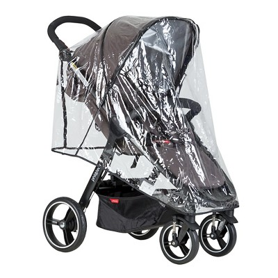 phil&teds® Stroller Cover/canopy Clear