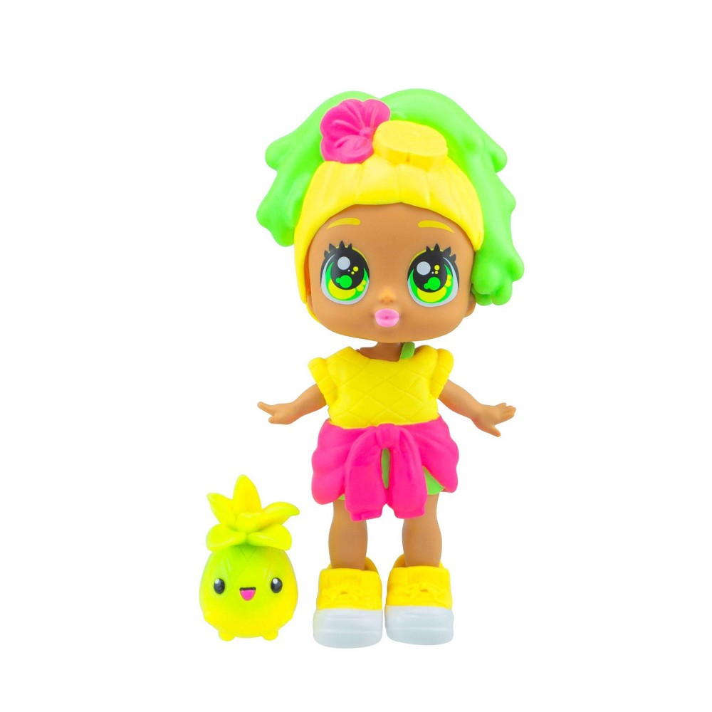 Bubble Trouble Doll Pineapple Squeeze