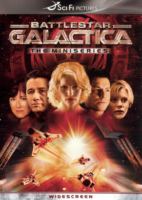 Battlestar Galactica: The Miniseries (dvd_video) - image 1 of 1
