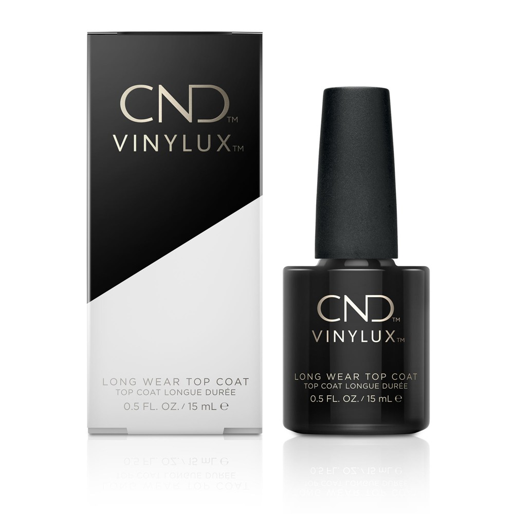 Image of CND Vinylux Weekly Nail Polish Color Top Coat - 0.5 fl oz