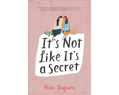 It's Not Like It's a Secret -  Reprint by Misa Sugiura (Paperback) - image 1 of 1