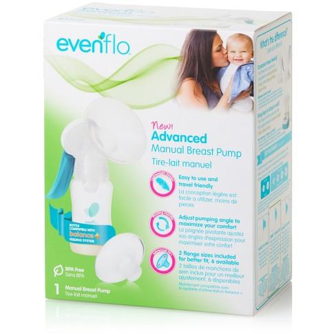 Evenflo Advanced Manual Breast Pump