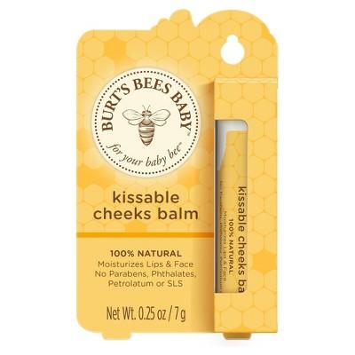 Burt's Bees Baby Bee Kissable Cheeks Balm - 0.25 oz