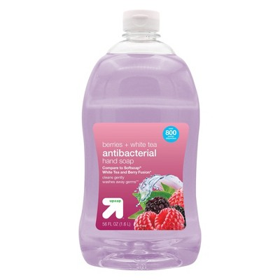 White Tea Berry Fusion - 56oz - Up&Up™ (Compare to Softsoap White Tea and Berry Fusion)