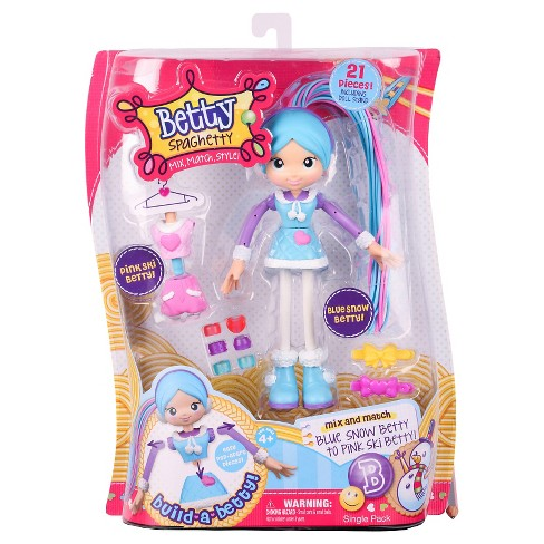 Betty Spaghetty Doll - Winterland - image 1 of 5