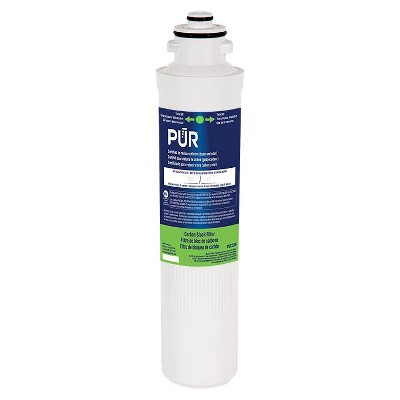 PUR Quick-Connect Carbon Block Filter Replacement for PQC1FS and P1QC7506BLS