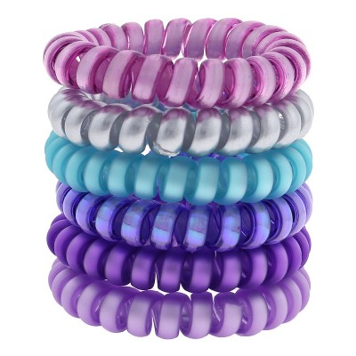 Party Phone Cord Hair Bands - Spritz™