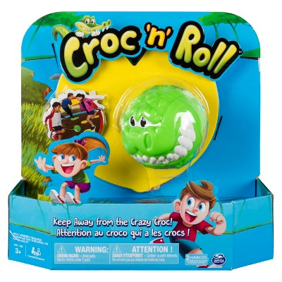 Croc n Roll Interactive Electronic Game