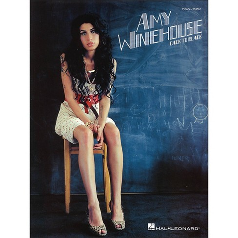 Hal Leonard Amy Winehouse - Back To Black (Vocal / Piano) - image 1 of 1