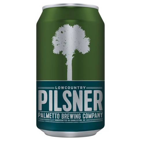 Palmetto Lowcountry Pilsner Beer - 6pk/12 fl oz Cans - image 1 of 1