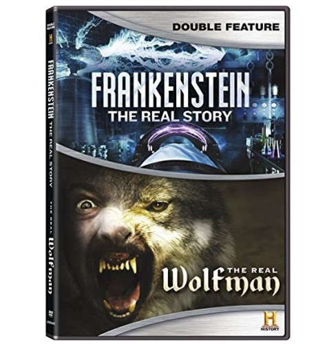 Frankenstein:Real Story/Real Wolfman (DVD) - image 1 of 1