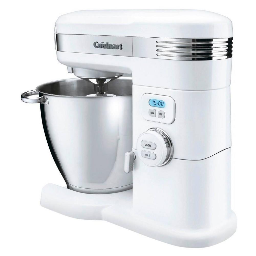 Cuisinart 7 Qt. Stand Mixer-White Sm-70