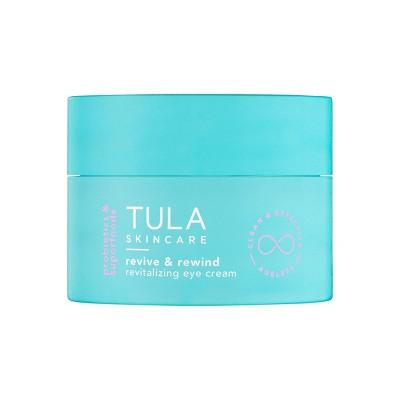 TULA Skincare Revive & Rewind Revitalizing Eye Cream - 0.5oz - Ulta Beauty