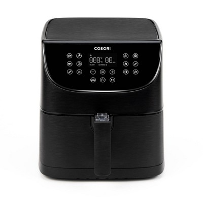 Cosori Smart 5.8qt Air Fryer with Skewer Rack Set
