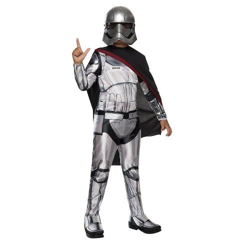 Star Wars Captain Phasma Kids' Classic Costume - image 1 of 1