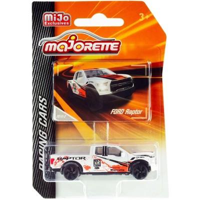 "Ford Raptor F150 Pickup Truck ""Racing Cars"" 1/72 Diecast Model Car by Majorette"
