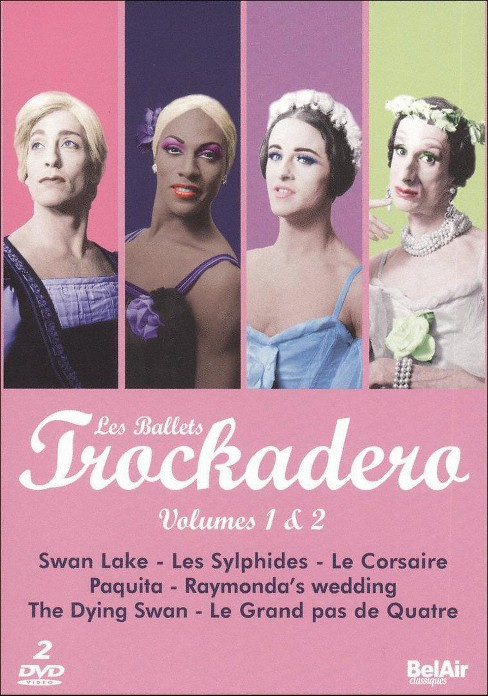 Les ballets vol 1 & 2 trockadero box (DVD) - image 1 of 1