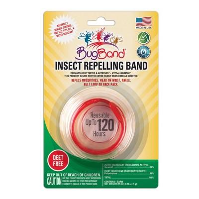 BugBand Wrist Band Repellent