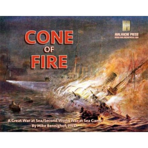 Cone of Fire (2nd Printing) Board Game - image 1 of 1