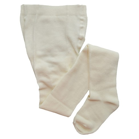 Girls' Tights - Circo™ Ivory - image 1 of 1