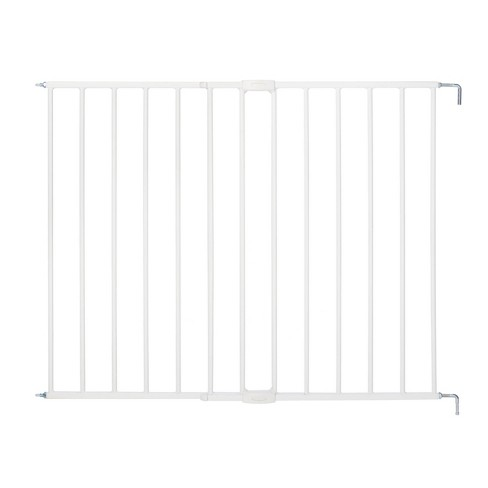 "Toddleroo by North States Essential Stairway And Walkway Baby Gate - White -  24.5""- 40.5"" Wide - image 1 of 4"
