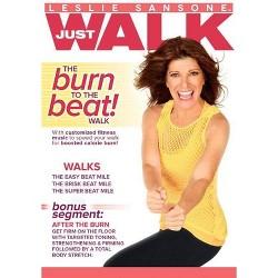 Leslie Sansone: Burn to the Beat (DVD)