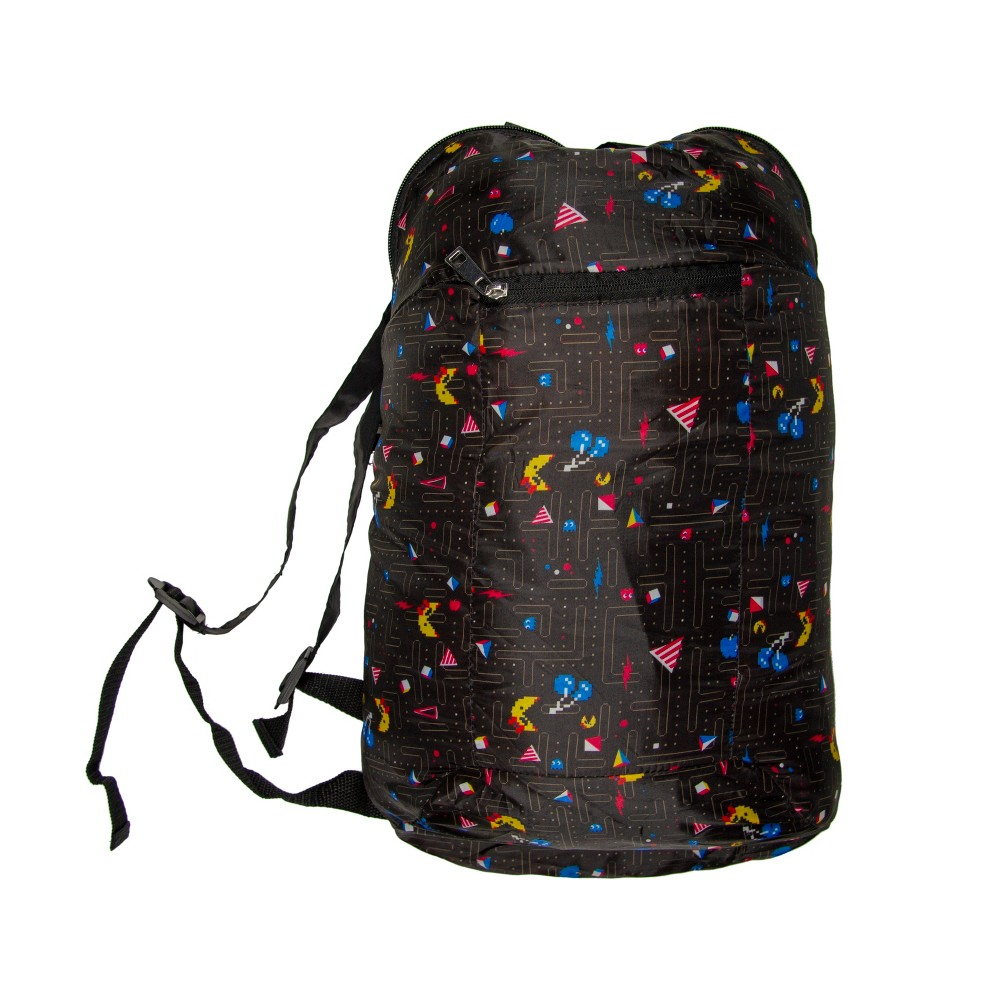 Ms. Pac-Man Pop-Up Backpack, Multi-Colored