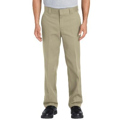 Dickies Men's FLEX Slim Fit Straight Leg Work Pants