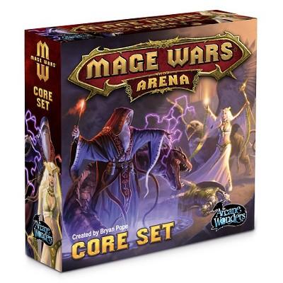 Mage Wars Arena Game