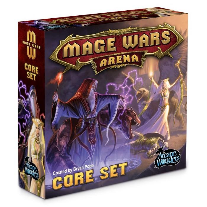 Mage Wars Arena Game : Target