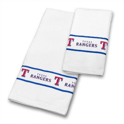 Towel Set Baseball Bathroom Accessories
