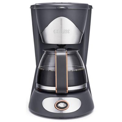 Crux 5 Cup Coffee Maker