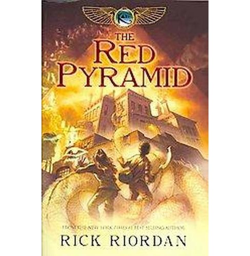 The Red Pyramid ( Kane Chronicles) (Reprint) (Paperback) by Rick Riordan - image 1 of 1