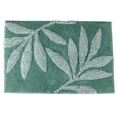20  x 30  Maui bath rugs and mats Green - Saturday Knight Ltd.
