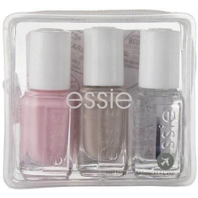 essie Nail Color Mini Travel Kit - 3pc