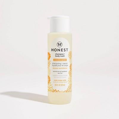 The Honest Company Sweet Orange Vanilla Shampoo & Body Wash - 18oz