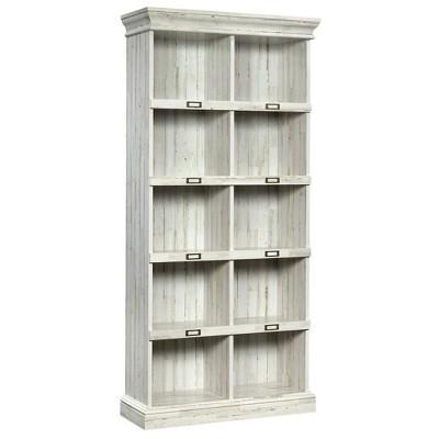 Barrister Lane Tall Bookcase White Plank - Sauder