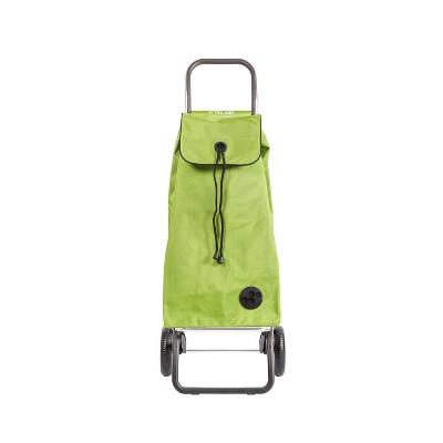Rolser 2 Wheeled Foldable Cart Yellow