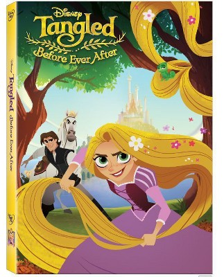 Tangled Before Ever After Volume 1 (DVD)
