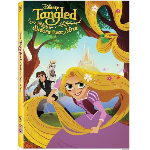 Tangled Before Ever After Volume 1 (DVD) - image 1 of 1